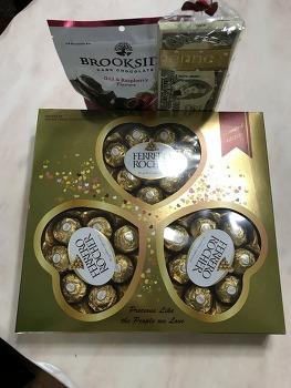 [화이트데이선물/초콜렛]생일선물은 현찰이 쵝오~~~