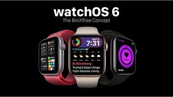 최신 애플워치5세대에도 적용될 Watch OS6의 달라진 기능과 독립성을 강조한 애플워치의 방향