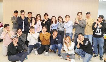 """신영이엔씨 VR드라마 """"구구단의 360 내가 보는 세상(가제)"""" 본편 촬영"""