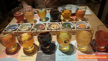 craft beer in Kyoto and Expo city