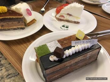 [신사동 가로수기 케이크 맛집] 수요미식회에 나온 디저트 케이크 맛집! 듀자미를 다녀왔다.