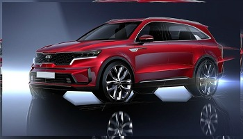 2020년형 최신 SUV 기아 쏘렌토의 연비와 안전사양!! 트림별 가격 및 옵션의 판매가는 어떨까?