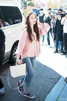 [2018.11.04] KBS안녕하세요 출근길 트와이스 미나, 지효
