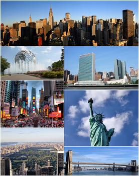 지금은 뉴욕 여행 중