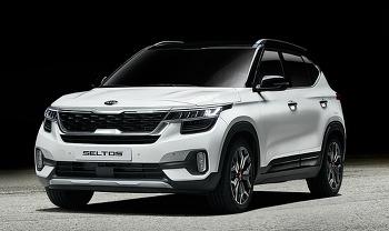 기아자동차 소형SUV 2019 셀토스의 편의사양과 안전사양 연비 보다는 디자인이 더 끌려