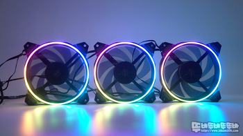 IN WIN SIRIUS LOOP RGB FAN 120 3PACK