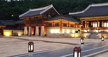 수원 화성행궁 야간개장