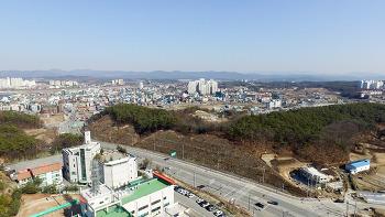 여주 서희스타힐스 아파트분양 홍보용 항공촬영 동영상