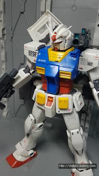 [MG] 190. 퍼스트 건담 디 오리진 RX-78-2