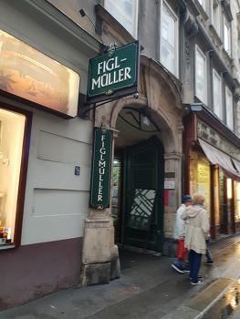 [비엔나 여행] 슈테판 성당 근처 식당 피그뮐러 후기