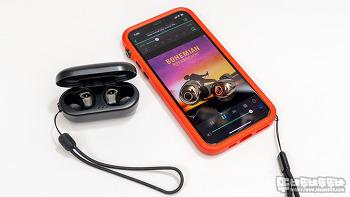브리츠 StormTWS5 완전무선 블루투스 이어폰