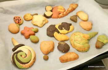 집에만 있는 아이들을 위한 먹는 장난감 토이쿠키 만들기~!