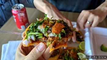 LA 맛집, 엘에이 푸드트럭으로 성공한 타코 맛집 Teddy's Red Tacos Restaurant