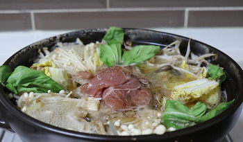 담백하고 든든한 소고기 샤브샤브, 집에서 간편하게 해 먹는 방법