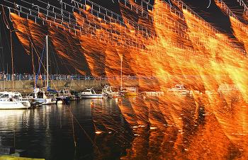 1800여년을 이어온 창원 진동 불꽃낙화축제! (창원여행)