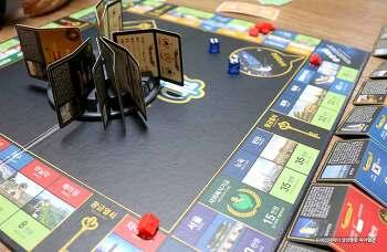 나라의 수도와 화폐의 가치를 알며 세상을 다스리는 게임~ 부루마블 클래식~!