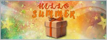 즐거운 여름되세요! 특별한 선물을 드립니다!