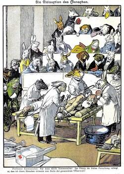 어떤 그림 이야기 <Die Vivisection des Menschen, 사람의 생체해부>