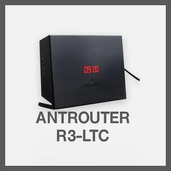 ANT ROUTER R3-LTC 프리뷰