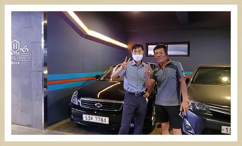 [SM5 판매][충남 천안] 천안 탁송길 예상치 못한 수리비 45만원, 박부장의 선택은?