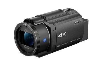 소니코리아, 콤팩트한 크기에 손떨림 보정 기능 탑재한 4K 캠코더 FDR-AX43 출시
