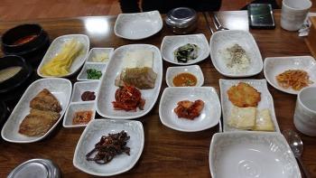 [원주맛집] 명륜동 꽁깍지두부 (두부 전문점)