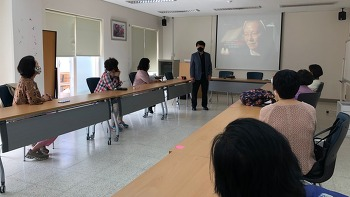 2020. 5. 20 삼산종합사회복지관 자원봉사자 대상 웰다잉 특강