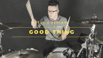 Zedd & Kehlani(제드&켈라니) - Good Thing(굿띵) Drum cover by ROP