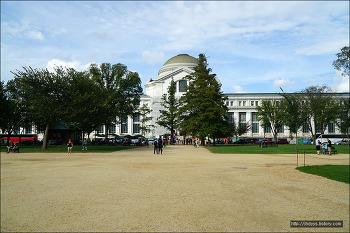 <워싱턴>(7)국립자연사박물관