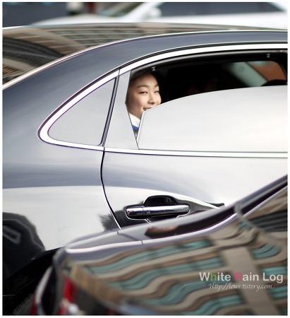 매너 여왕 김연아