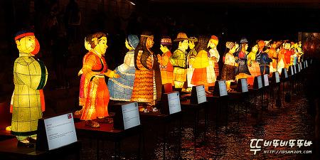 뒤늦은 포스팅 - 2012 서울 등 축제(2)