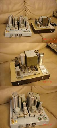 WESTERN ELECTRIC 120B 프리엠프 입니다(ending)