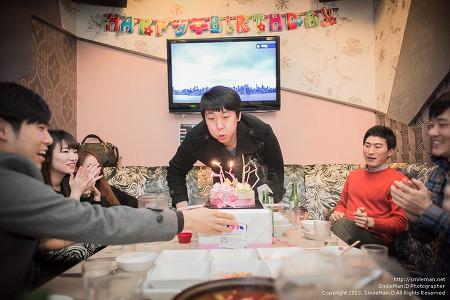 130223 명헌 생일파티