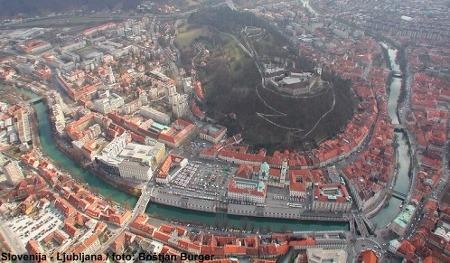 류블라냐(Ljubljana), 슬로베니아의 사랑스러운 수도