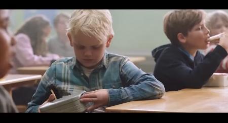 [유튜브] 힐링영상 어느 한 가난 아이의 점심 시간
