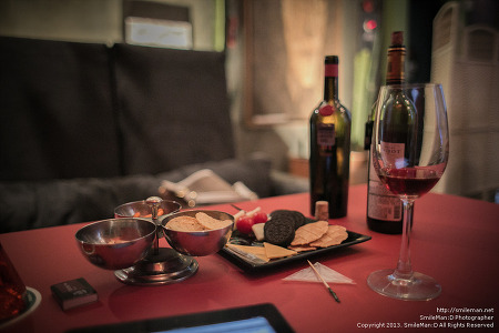 121029  주안 수목어 Bar 와인