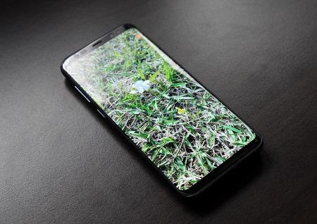 포토샵 뺨치는 갤럭시 S8 플러스의 기본 기능, 사진 보정 살펴보기