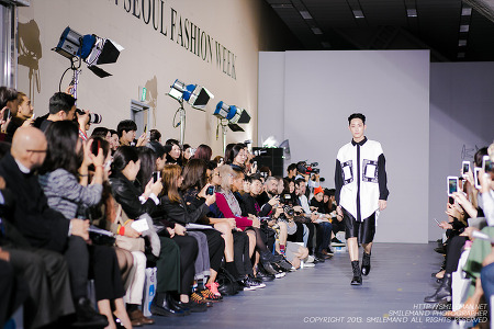 131020 SUN S/S 2014 Seoul Fashion Week (서울 패션 위크) KYE / 계한희 @ IFC MALL
