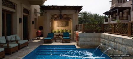 DAR AL MASYAF & MALAKIYA VILLAS - 두바이의 아름다운 풀빌라