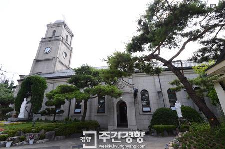 [광복 70년 역사르포](19)원주 원동성당-천주교정의구현사제단…유신 항거 '행동하는 신앙' 태동하다