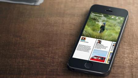 페이스북, 알고리즘 변경과 페이퍼의 종료