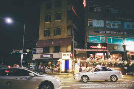 140809 이태원 경리단길 도조라운지 @ KOnnEX: Korean & Expat DJs Night VOL.3 at DOJO!