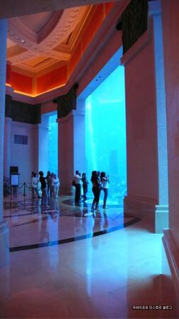 두바이의 화려한 물의 궁전 ATLANTIS 리조트