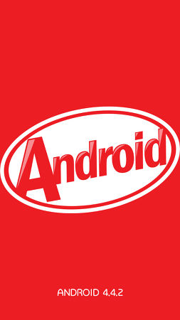 LG유플러스 갤럭시 노트2 안드로이드 4.4.2 킷캣 기본 어플 목록