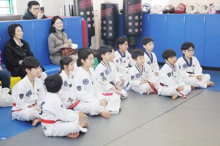 [유소년 태권도] 제 31회 유소년 승급심사!!