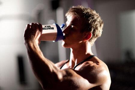 단백질 보충제 먹는 시간과 횟수