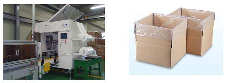 수축포장기-전자동수축포장기/반자동수축포장기- 자동비닐삽입기 LE-886_포장기계제조전문 한동시스템
