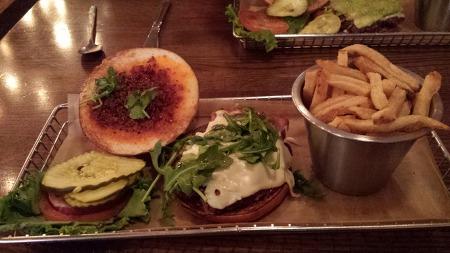 [킹스턴음식] Harper's Burger
