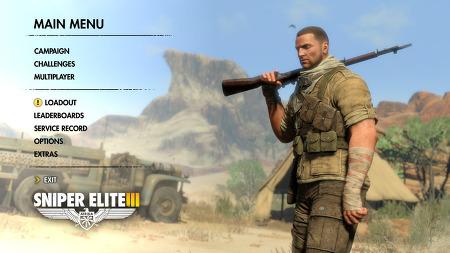 Sniper Elite 3 스크린샷