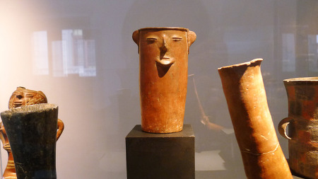 chile) 박물관추천 museo de precolombiano